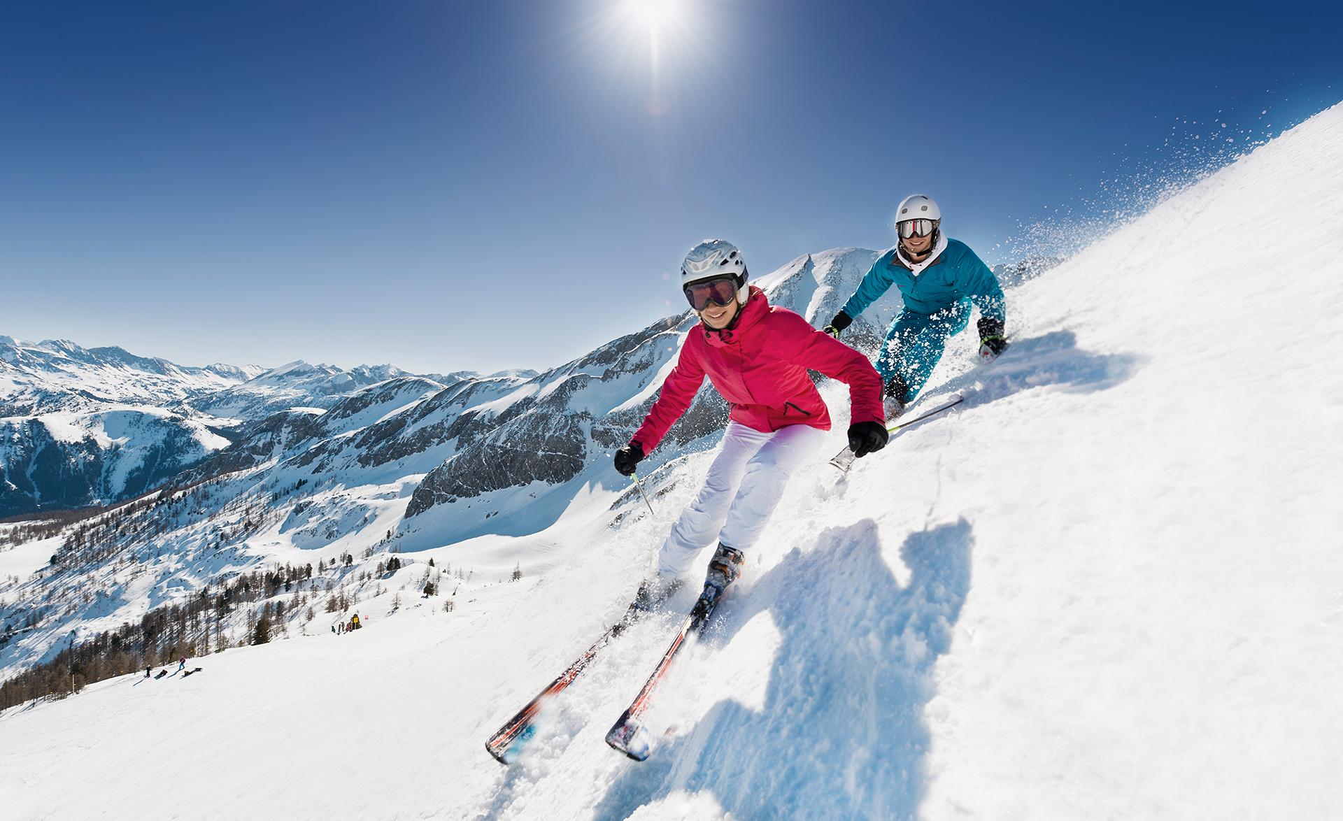 In den Wintermonaten wird der Haut durch Wind und Kälte wichtige Feuchtigkeit entzogen.