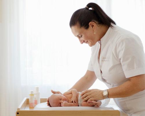 Tipps für die richtige Babypflege